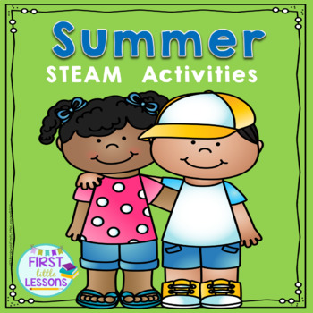 Summer STEAM Activities