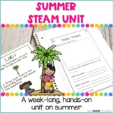 Summer STEAM Unit | Science Centers for Primary Grades