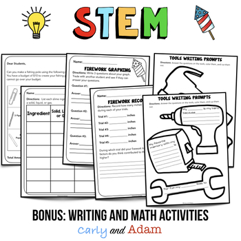 Summer STEM Activities BUNDLE