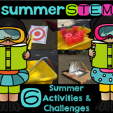 Summer STEM Activities and Challenges