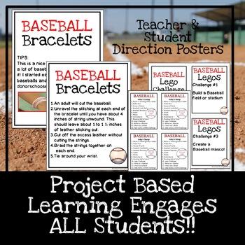 Summer STEM Baseball Challenges