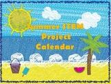 Summer STEM Calendar