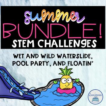 Summer STEM Challenge BUNDLE