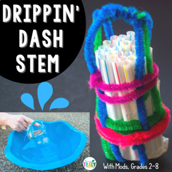 Summer / End of the Year STEM Challenge: Drippin' Dash
