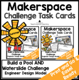 Summer STEM/Makerspace Challenges