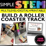 Summer STEM Rollercoaster