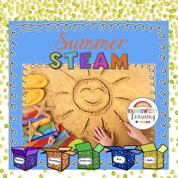 Summer STEM/STEAM