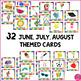 Summer STEM Task Cards