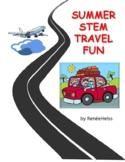 Summer STEM Travel Fun downloadable booklet