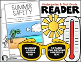 Summer Safety Reader for Kindergarten and First Grade Social Studies