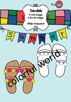 Summer - Sandals