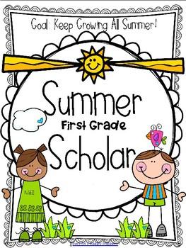 Summer Scholar - First Grade