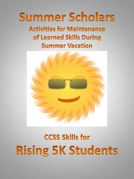 Summer Scholars: Rising 5K