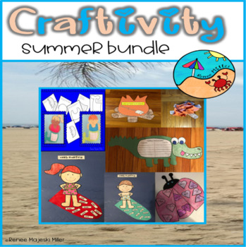 Summer School Activities: Bundle