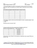 Summer School Algebra II Semester II Day 12 - Quiz 3