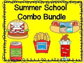Summer School Combo Bundle