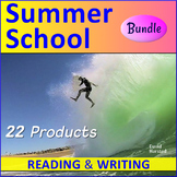 Summer School Curriculum - Reading and Writing Activities