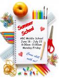Summer School Flyer Template