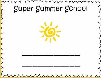 Summer School Forms