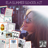 Summer School Kit: Secondary ELA