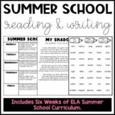 Summer School Literacy Set