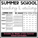Summer School Literacy Set (Distance Learning)
