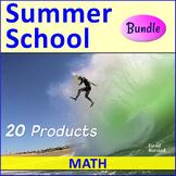 Summer School Math