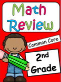 2nd Grade Math Review of the Common Core