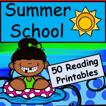 Summer School Reading Packet ( Grades 3-4)