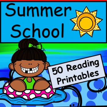 Summer School Reading Packet ( Grades 3-4)