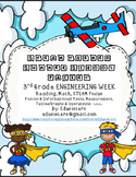 Summer School STEM Themed Week Reading & Math 3rd Grade Engineering
