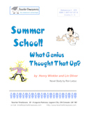 Summer School! What Genius Thought That Up? by Henry Winkl