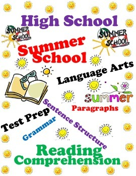 Summer School for High School English
