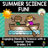 Summer Camp Science