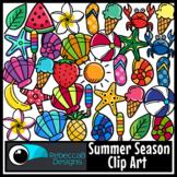 Summer Season Clip Art