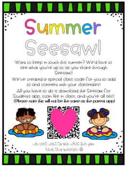 Summer Seesaw