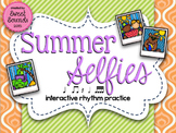 Interactive Rhythm Game - Summer Selfies - Sixteenth Notes
