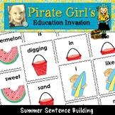 Summer Sentence Fun