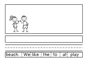 Summer Sentences Fun