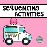 Summer Sequencing Activities