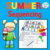 Summer Sequencing Activities