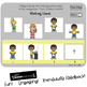 Free Boom Cards™  - Sequencing Hygiene -  Visual Sequences with Pictures