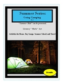 Summer Series: Going Camping