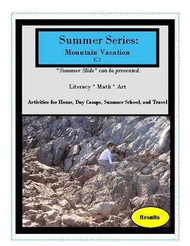Summer Series: Mountain Vacation