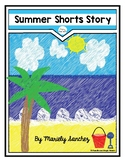 Summer Shorts Story Writing Activity