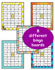 Summer: Sight Word Bingo - Editable