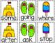Summer Sight Word & CVC Word Games (Editable)