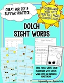 ESY Dolch Sight Word Summer Practice