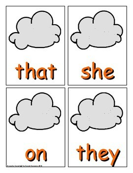 Summer Sight Word Recognition Center or Whole Group Game for Primer List