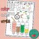 Summer Sight Words {Ice cream graphing} Dolch Primer Editi